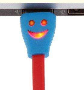 USB шнур на айфон 5