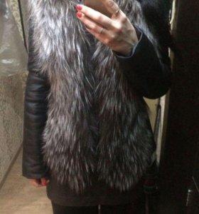 Куртка+жилетка!2 в одном!❄️❄️❄️