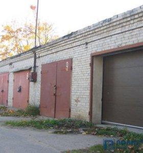 Центральный гараж