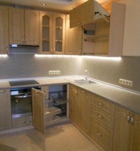 Сборка кухни и сборка мебели