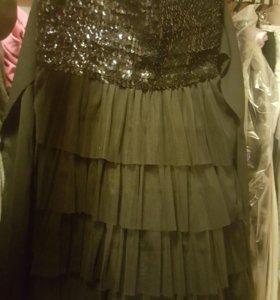 Топ - платье