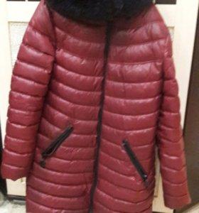 Зимняя куртка 46р.