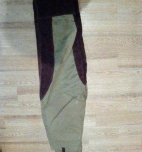 Сварочные штаны ( новые ) замшевые