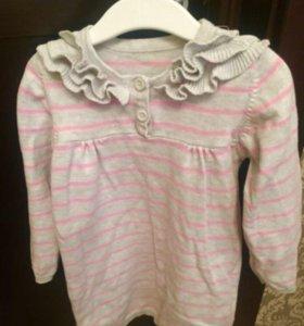 Платье mothercare 24-36