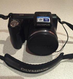 Фото камера Olympus