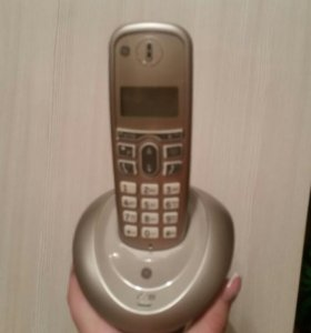 Домашний радио телефон, новый.