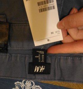Мужские брюки под Джинс