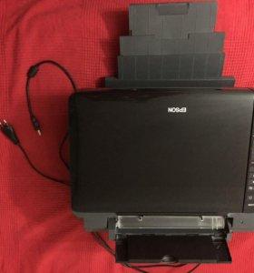 МФУ Epson Stylus SX420W