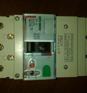 Автоматический выключатель DPX 250ER 3 полюса 250А