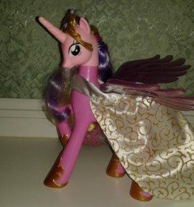 Пони принцесса каденс