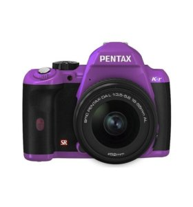 Pentax K-r 18-55 mm