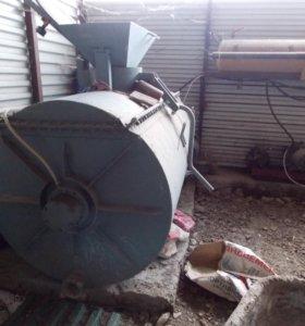 Оборудование для производства блоков из пенобетона