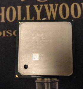 Процессор Pentium 4 2.4Ггц socket 478