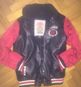 Куртка для мальчика 7-8лет