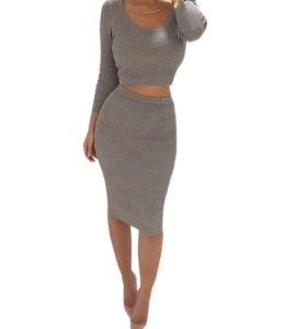 Комплект (юбка+кофта)