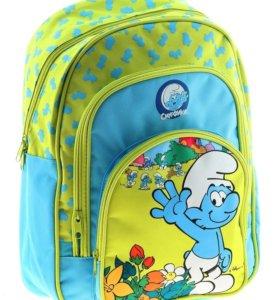 Рюкзак со смурфиком
