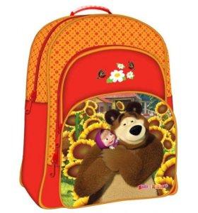Рюкзак с Машей и медведем