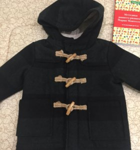 Дафлкот(утеплённое пальто)