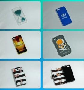 Чехлы для iPhone 5s/5