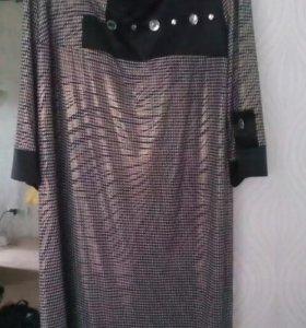 Платье 58-62