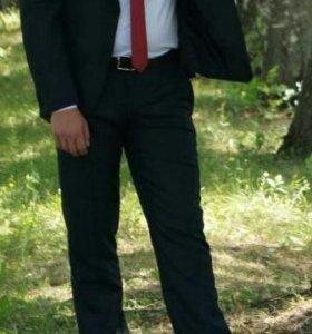 Свадебный костюм 52- 54(рост 186)