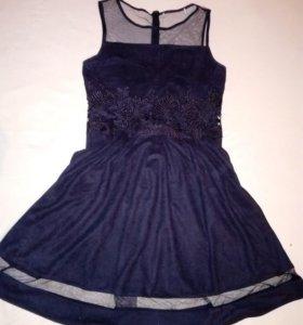 Нарядное платье 46