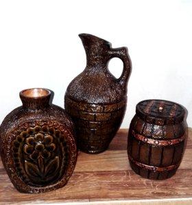 Подарочные наборы, сувениры и предметы интерьера.