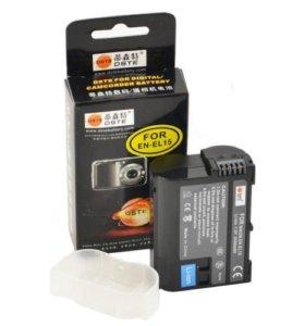 Аккумулятор EN-EL15 , подойдёт для Nikon D600...