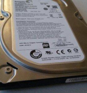 Продам жеский диск на 500гб