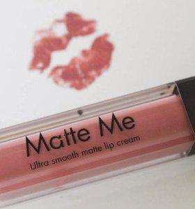 Матовые блески Matte me