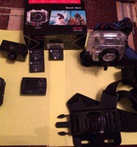 Продаю экшн камеру АЕЕ 18
