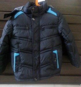 Зимняя куртка 116 рост