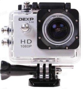 Видеокамера Dexp S50