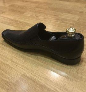 Новые лоферы / туфли Zilli, оригинал, 45 размер
