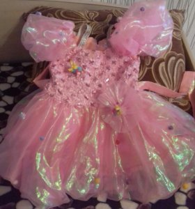 Платье для девочек от 4-6лет