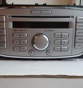 Магнитола для Ford Mondeo IV