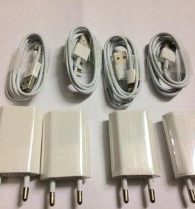 Продам зарядки для iphone 5, 5s, 6, 6s