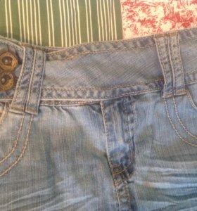 Джинсовая юбка S