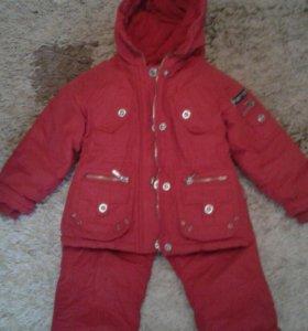 Зимний комбенизон + куртка