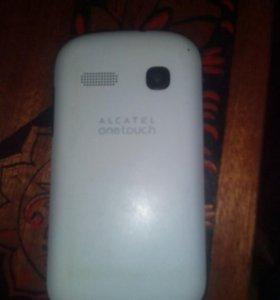 Телефон alcatel one touch