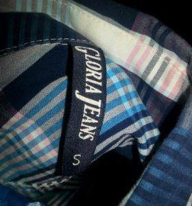 мужская рубашка 46 р-р