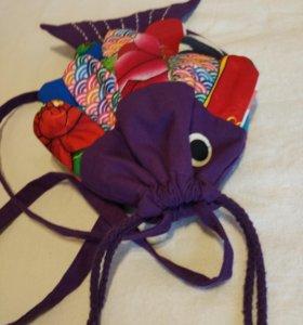Рыбка-сумка