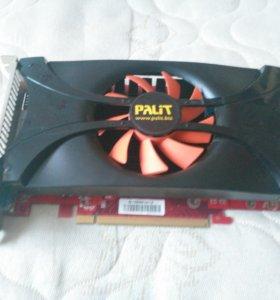 Видеокарта  NVIDIA Geforce GTX460 768 Mb