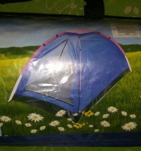 Двуместная палатка