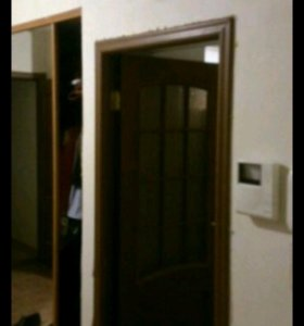 Двери сдвижные с зеркалами для гардеробной