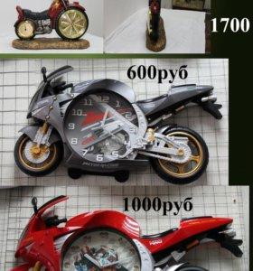 Часики мотоцикл