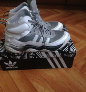 Кроссовки Adidas division баскетбольные