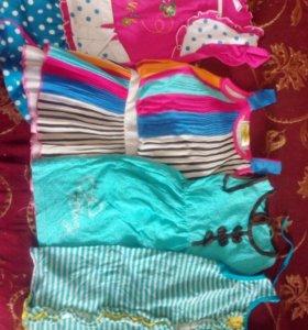 Платья на девочку 3-4 года