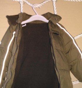 Пуховик ,куртка зимняя