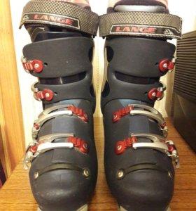 Ботинки горнолыжные мужские.
